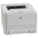 принтер лазерный ч/б HP LaserJet P2035 White