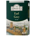 чай Ahmad Tea, Earl Grey, 100 г, среднелистовой