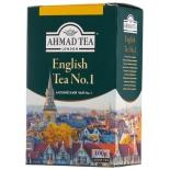 чай Ahmad tea English tea No.1, 200 грамм