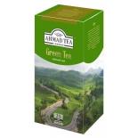 чай Ahmad Tea, Green Tea пакетики с ярлычками 25х2 г