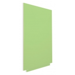 демонстрационная доска Rocada SkinColour 6420R-230, зеленая