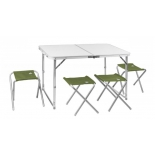 комплект садовой мебели Trek Planet Event Set 95 (стол+4 стула)