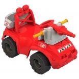 каталка Нордпласт Пожарная машина (431014) 2.59 кг