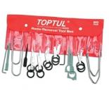 автомобильный инструмент Набор съемников для магнитол Toptul (JGAA2001)