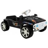 педальная машина RT Race Maxi Formula 1, черная