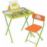 комплект детской мебели Nika Три кота ТК1/1 (с пеналом)