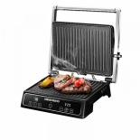 электрогриль Redmond SteakMaster RGM-M809 (2000Вт) черный/серебристый