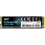 SSD-накопитель Silicon Power A60 SP256GBP34A60M28, 256Гб