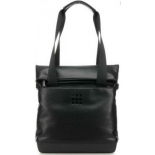 сумка женская Moleskine Foldover Tote Classic (ET76UFTOBK), черная