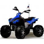 велоквадроцикл детский River Toys P444PP, синий