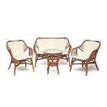 комплект садовой мебели TetChair SONOMA ротанг, коричневый кокос