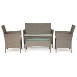 комплект садовой мебели Tetchair 210013 А DB-11 светло-серый