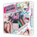 детская косметика Lucky Бьюти-дизайн Волосы и Ногти, T16678 (5+)