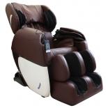 кресло массажное GESS-820 коричневое