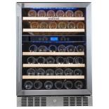 аксессуар для кухонной техники Винный шкаф VestFrost VFWC150Z2, 150л