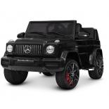 электромобиль RiverToys Mercedes-Benz G63 O777OO, черный