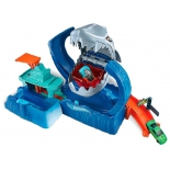 набор игровой Hot Wheels City Robo Shark Frenzy GJL12 (трек)