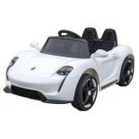 электромобиль Toyland  Sport mini BBH7188 белый