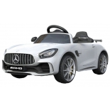 электромобиль Toyland Mercedes-Benz GTR mini HL288, белый