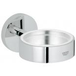 держатель для туалетной бумаги Grohe 40369001 Essentials, хром (40369001)