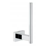 держатель для туалетной бумаги Grohe 40623000 Essentials Cube, хром