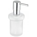 дозатор жидкого мыла Grohe 40394001 Essentials, хром (40394001)