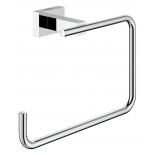 кольцо для полотенца Grohe 40510001 Essentials Cube, хром (40510001)