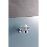 мыльница Grohe 40444001 Essentials с держателем, хром (40444001)