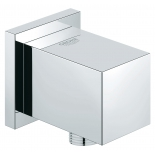 подключение для душевого шланга Grohe 27704000 Euphoria Cube, хром