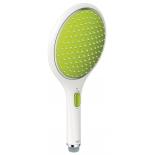 ручной душ Grohe 27272LS0 Rainshower Solo (2 режима), белая луна/зеленый