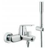 смеситель для ванны Grohe 32832000 Eurosmart Cosmopolitan с душевым гарнитуром, хром