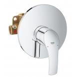смеситель для душа Grohe 33556002 Eurosmart New встраиваемый (со встроенным механизмом), хром (33556002)