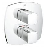 термостат для ванны Grohe 19934000 Grandera (верхняя монтажная часть), хром (19934000)