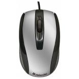 мышка Defender Optimum MM-140 Black-Silver USB