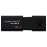usb-флешка USB Flashdrive Kingston 16Gb DT100G3 USB 3.0