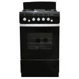 плита DeLuxe 5040.36 Г (щ), черная