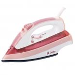 Утюг DELTA DL-414, светло-розовый
