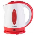 чайник электрический Galaxy GL 0221, красный