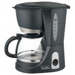 кофеварка Delta DL-8136, черная