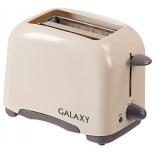 тостер Galaxy GL 2901, бежевый