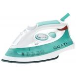 Утюг Galaxy GL 6104, бело-зеленый