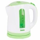 Термопот Delta  DL-1326 белый с зеленым