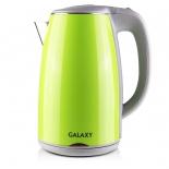 чайник электрический Galaxy GL 0307, зелёный