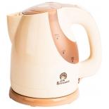 чайник электрический Василиса Т23-2200, бежевый
