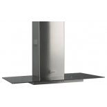 вытяжка кухонная Kuppersberg Lora 90 X 4HPB, нержавеющая сталь