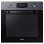 Духовой шкаф Samsung NV70K2340RG, серый с черным
