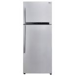холодильник LG GC-M432 HMHL, металл