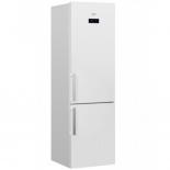 холодильник BEKO RCNK 356E21 W (No Frost), белый