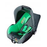 автокресло Liko Baby LB 321 A, серое / зелёное