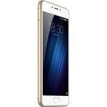 смартфон Meizu M3s 32Gb, золотистый